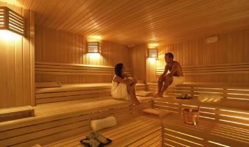 Sauna, Steam Bath, Jacuzzi